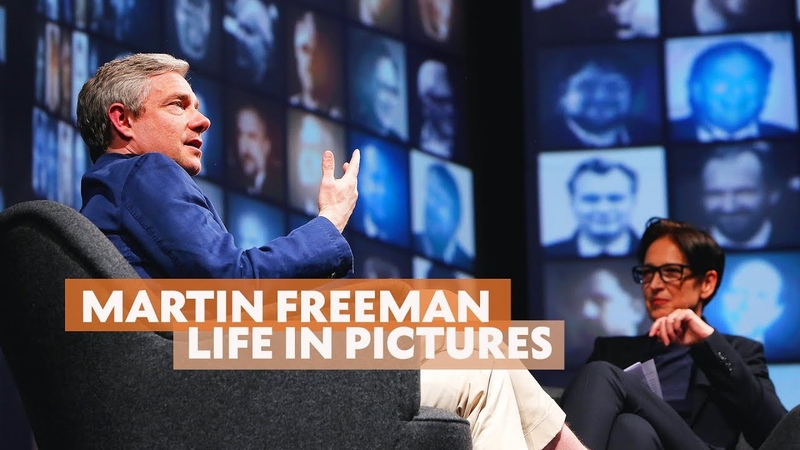Martin Freeman Life in Pictures | BAFTA Podcasts