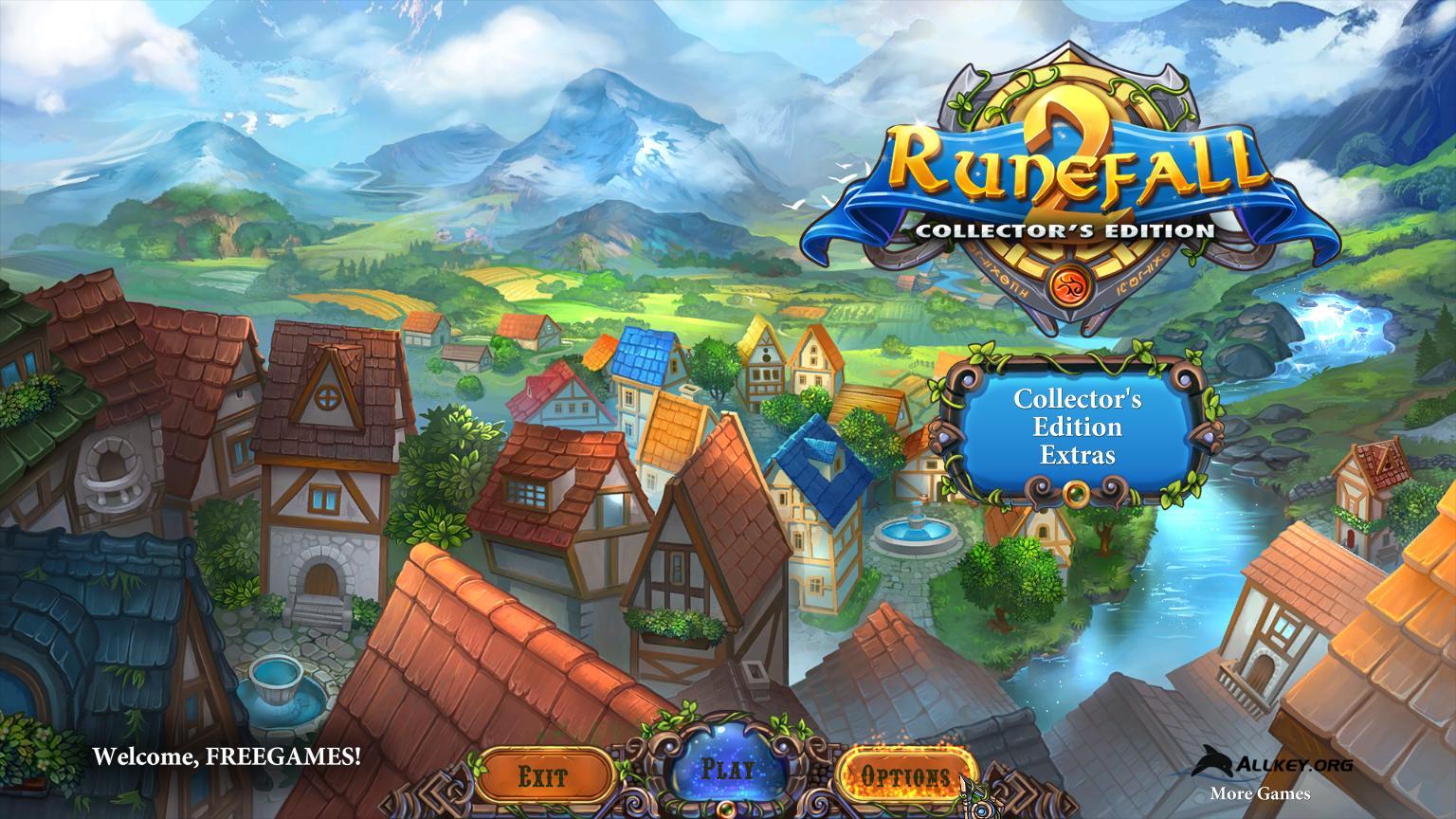Руны 2. Коллекционное издание | Runefall 2 CE (En)