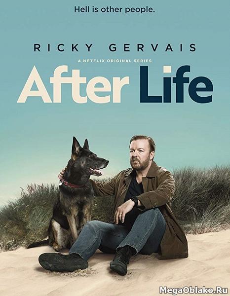 После жизни (Жизнь после смерти) (1 сезон: 1-6 серии из 6) / After Life / 2019 / ПМ (Netflix) / WEB-DLRip + WEB-DL (1080p)