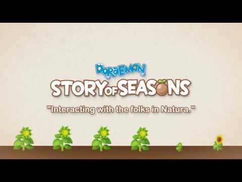 NSW, PC | DORAEMON STORY OF SEASONS - Interacting With The Folks In Natura