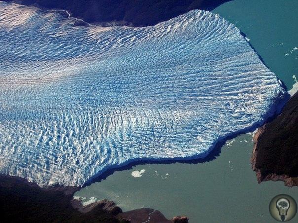 Самый восхитительный из ледников.