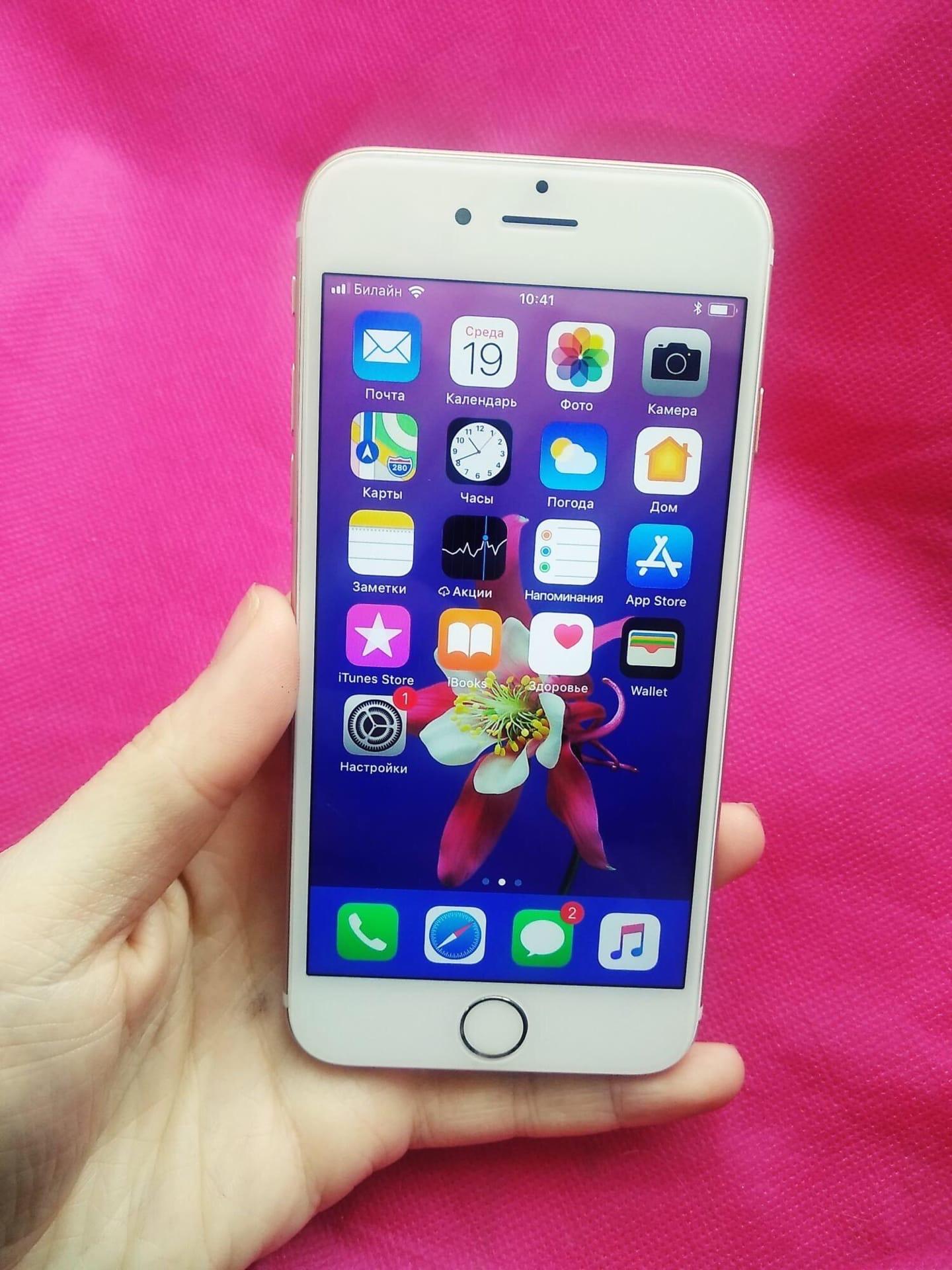 Купить iPhone 6  Пользовался  телефоном год, | Объявления Орска и Новотроицка №2204