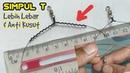 How to Make T knot without Tangles Cara membuat simpul T anti kusut Pancing Bercabang