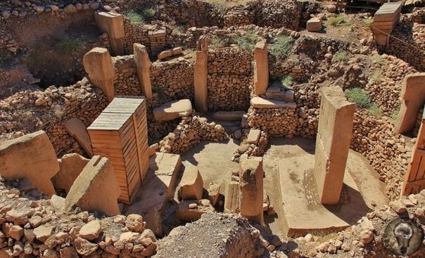 Изображение древней катастрофы на старинном артефакте