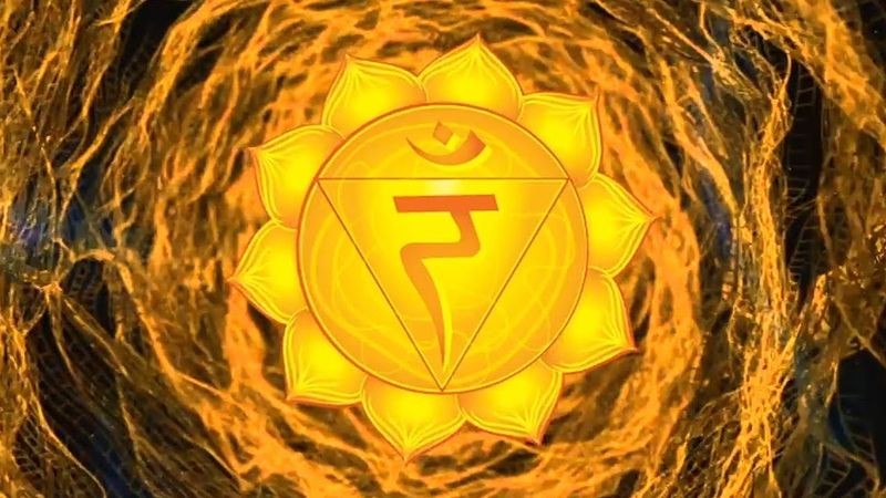 SOLAR PLEXUS CHAKRA CHANTS ⁂ Boost Self Esteem, Raise Self-confidence Positivity ⁂ Seed Mantra RAM