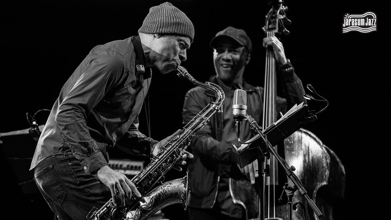 Joshua Redman Trio with Reuben Rogers and Kendrick Scott Jarasum Int'l Jazz Festival 2017