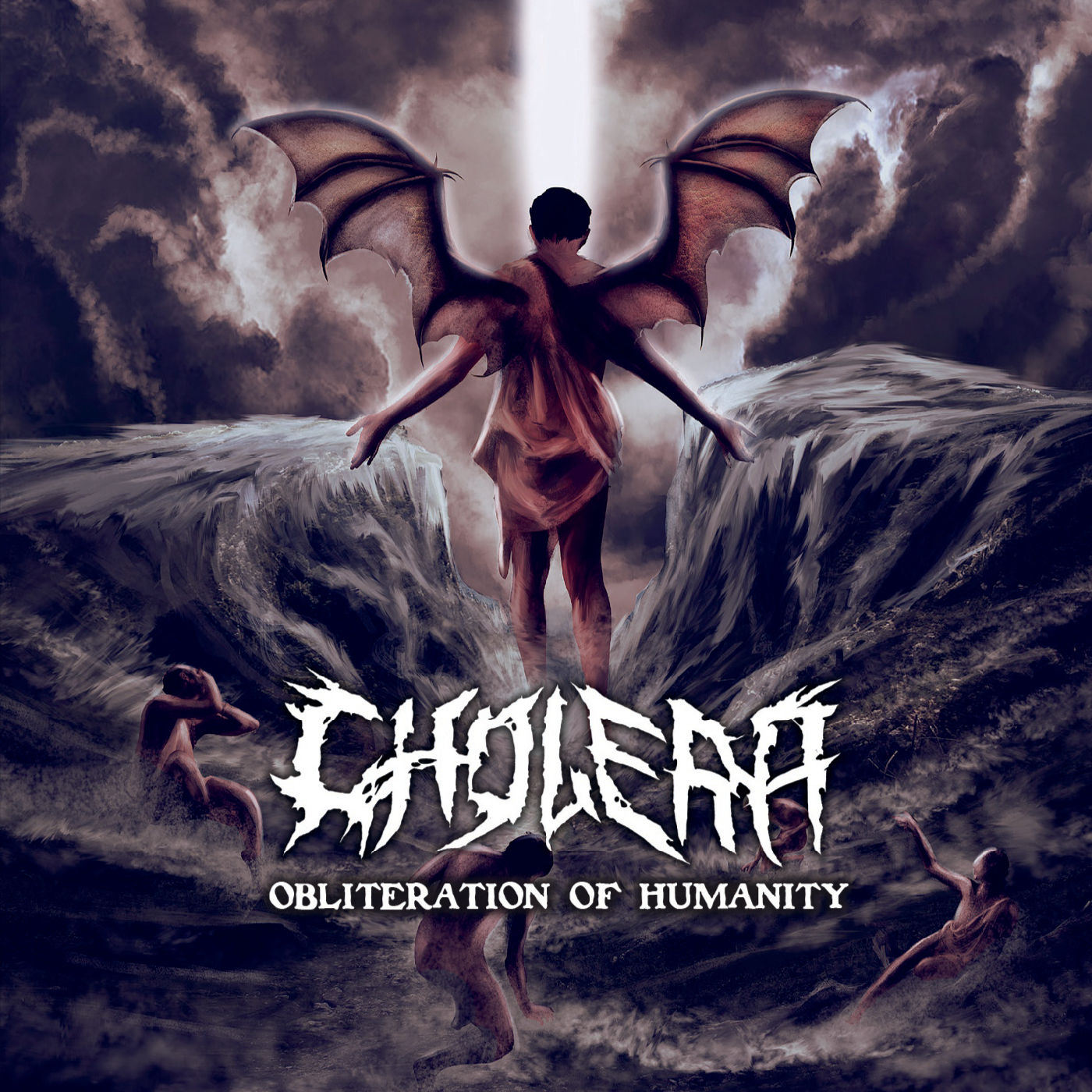 Cholera – Obliteration of Humanity (2019)