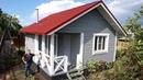 Бюджетный дом с баней. Вся стройка подробно