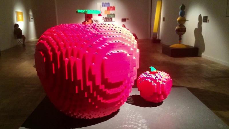 The Art Of The Brick Искусство LEGO