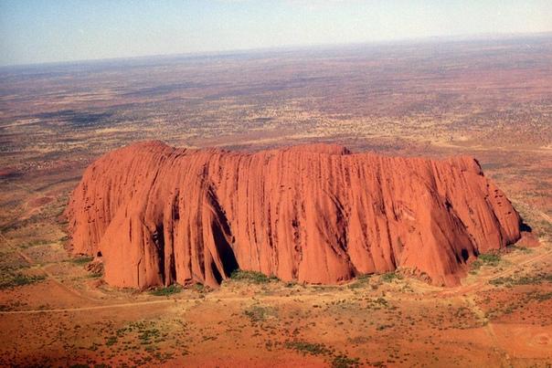 Красивейшую австралийскую скалу закрывают для посещения