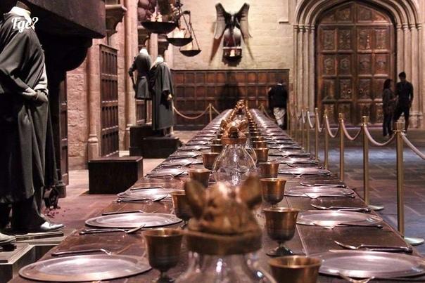 Музeй Гaрри Поттерa в Лондоне. Cкaзочно...
