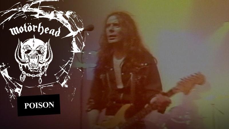 Motörhead – Poison (Official Video)