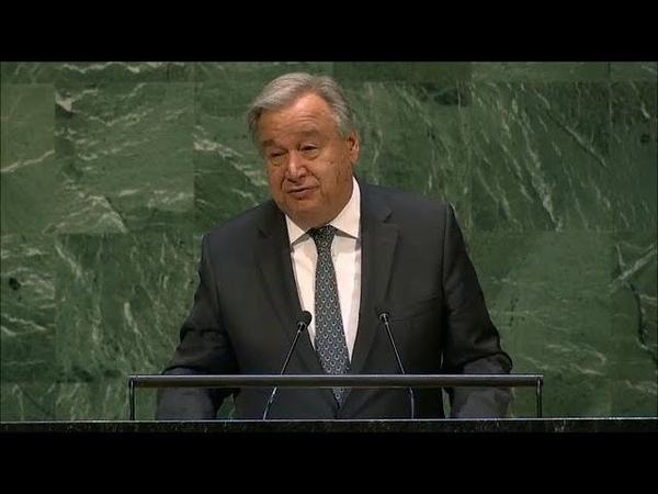 The age-old hatred is showing grim staying power - UN Chief on anti-semitism