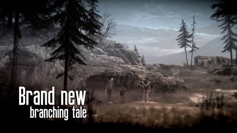 This War of Mine Stories • Fading Embers Launch Trailer • PC