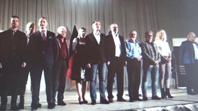 23.díl Michal a Petr (Důkazy) Okamurovi kamarádi z Europarlamentu - zpívají nacistickou hymnu!