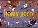 MEL-O-TOONS Robin Hood Vintage Kids Cartoons