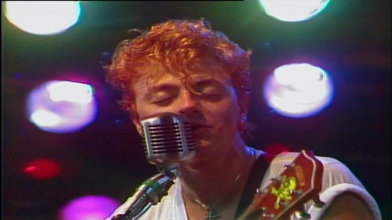 Stray Cats — Lonely Summer Nights = Live At Rockpalast - 1983 Loreley Open Air 1981 Cologne