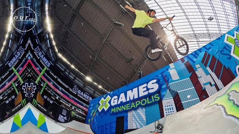 BMX STREET FINALS - X GAMES 2019 insidebmx