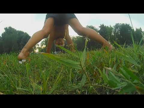 Бег и йога.