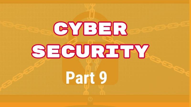 Cyber Security Tutorial 9 - Common Password Threats