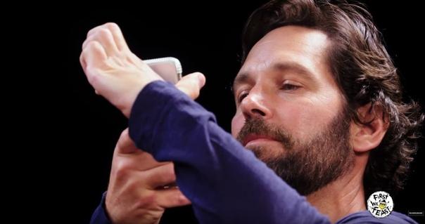 У «Человека-муравья» Пола Радда есть необычное хобби: он портит фото знаменитостей, изображая «задницу» с помощью пальцев Актер Пол Радд рассказал, что у него есть целая коллекция фотографий,