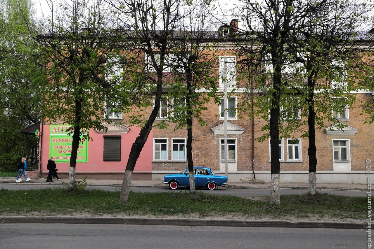 02. Милые советские автомобили