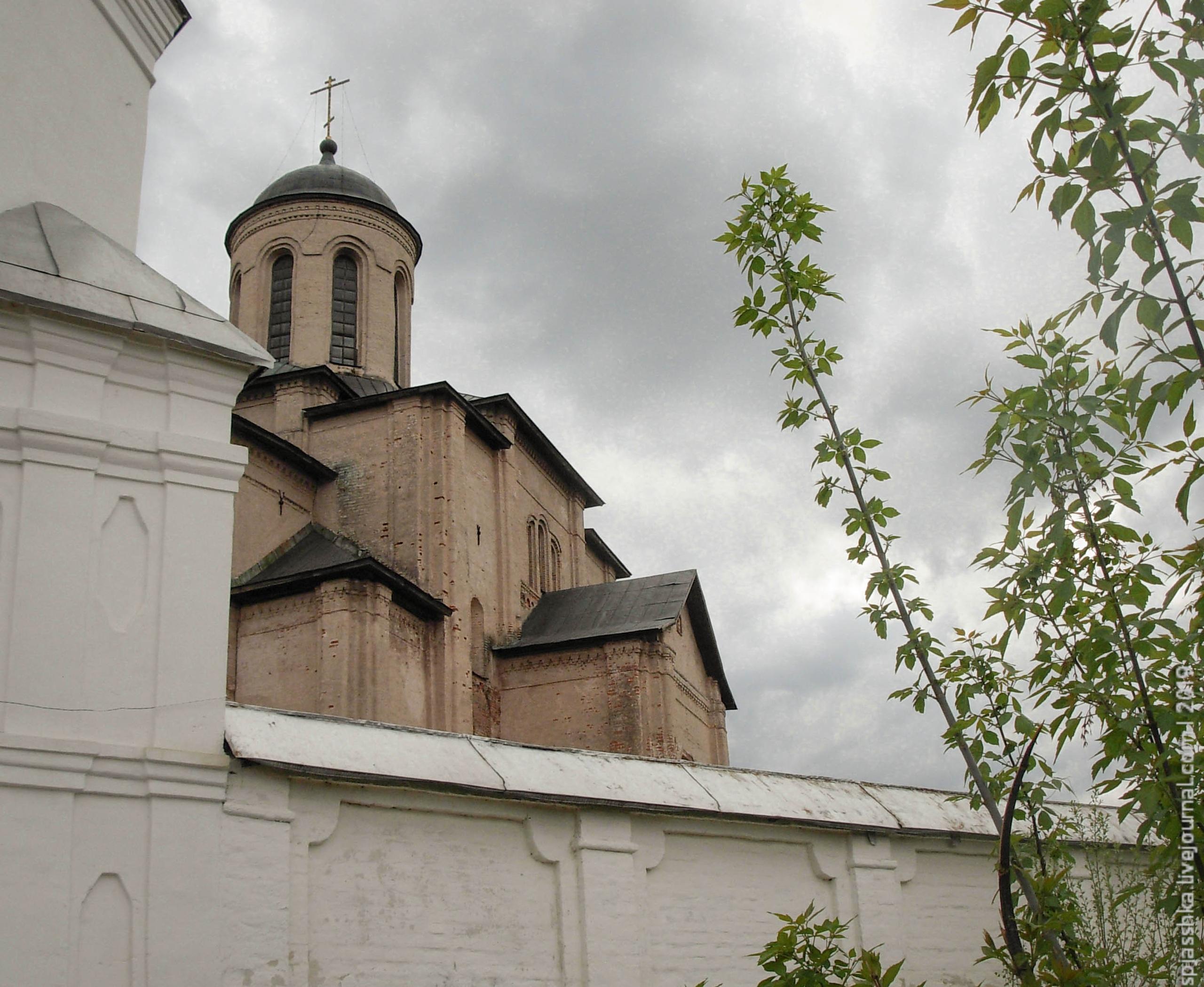 18. Один из домонгольских храмов, сохранившихся в Смоленске