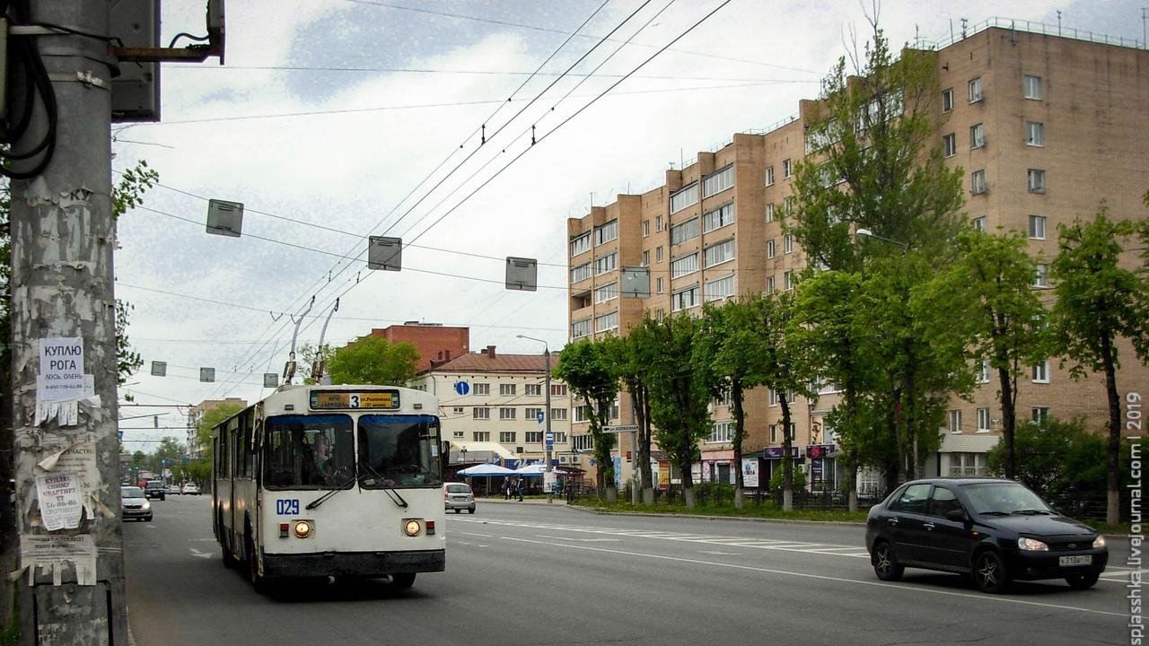 09. Смоленский троллейбус