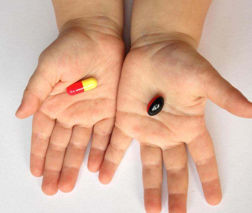 Оральные таблетки могут быть использованы во время стероидной терапии.