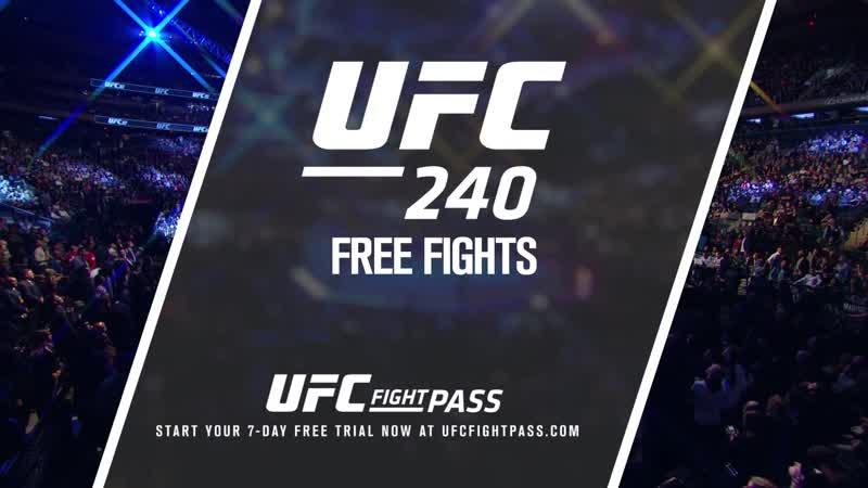 UFC 240 Free Fight Cris Cyborg vs Yana Kunitskaya