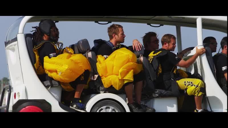 Skydive Dubai 2012