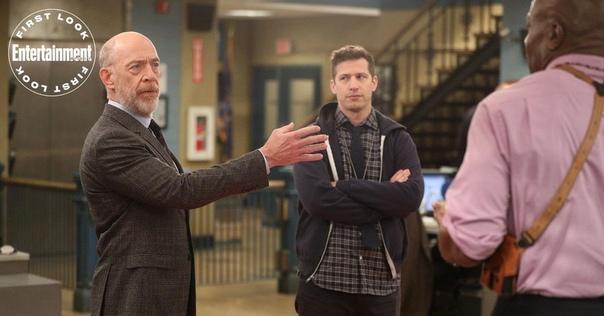 Дж. К. Симмонс появится в одном из эпизодов седьмого сезона «Бруклин 9-9»