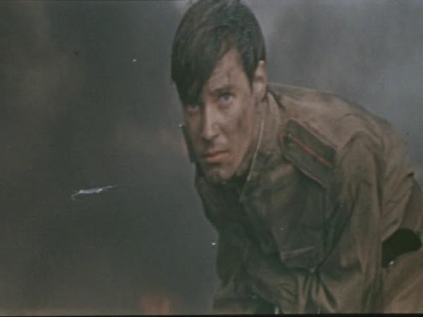 Бери шинель, пошли домой! - кино фрагмент с песней из кф «Аты-баты, шли солдаты...»
