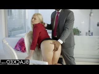 Anikka albrite [big ass, anal, blonde, blacked, black&white, interracial, hardcore, cumshot, young] anal
