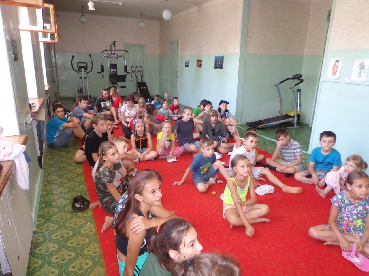 отдел обслуживания учащихся 5-9 классов, Донецкая республиканская библиотека для детей, лето в библиотеке, ивана купала