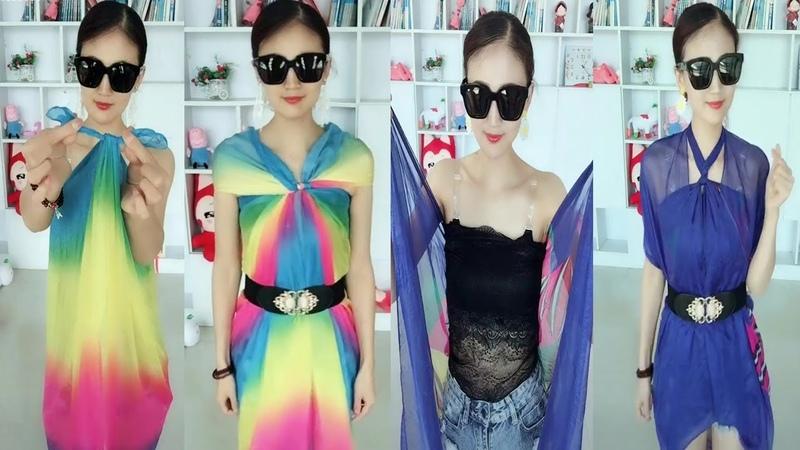 Top 34 Super Cool Clothing Revamps - DIY Clothes Hacks Fashion Tricks