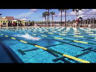 Freestyle swim technique - octane levels introduction