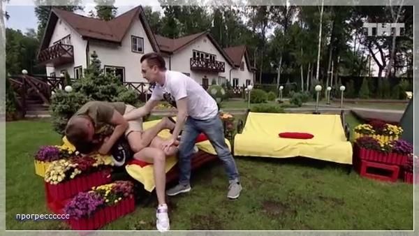Яббаров подрался с Савкиной на тет-а-тете