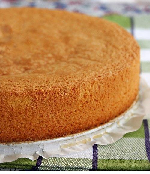 Тортик с нежнейшим творожным кремом!