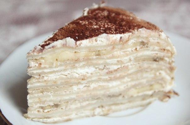 Вкуснейший тортик без выпечки!