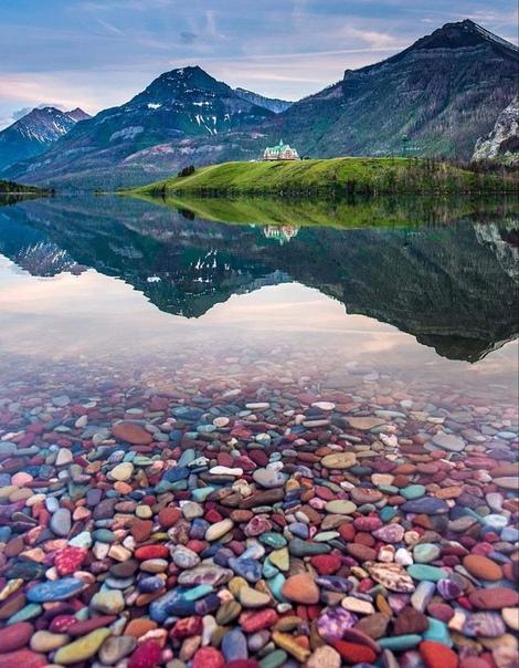 Национальный парк Уотертон-Лейкс, Альберта, Канада