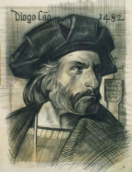 ДИОГО КАН И ОТКРЫТИЕ ПОБЕРЕЖЬЯ ЮЖНОЙ АФРИКИ 12 декабря 1481 года король Жуан II послал к Золотому Берегу флотилию под начальством Диого ДАсамбужа, чтобы основать там колонию. ДАсамбуж построил