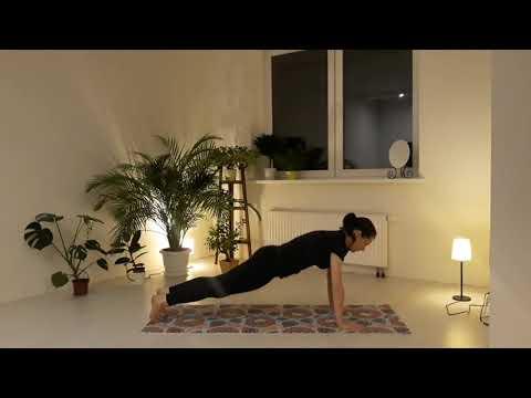 Азбука йоги. Йога для начинающих, эпизод 10: позы лежа на животе (сила и гибкость спины)