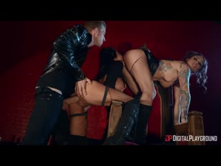 monique alexander madison ivy no mercy for mankind [threesome, milf, pantyhose, big tits, cock, blowj