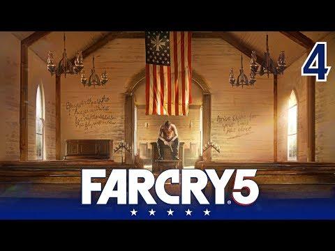 Far Cry 5 - За собакой, за медведем и, черт знает, за кем еще!