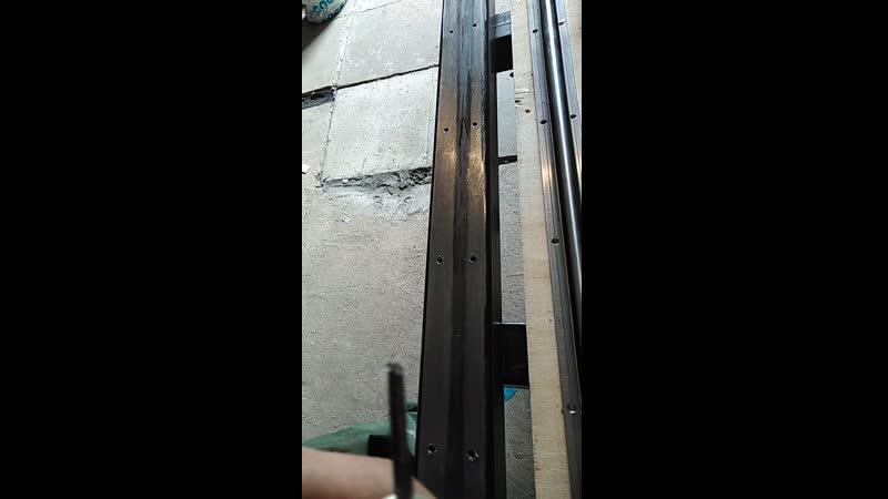 нарезание резьбы м5