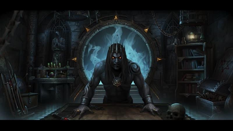 Iratus: Lord of the Dead RPG от российских разработчиков в стиле Darkest Dungeon