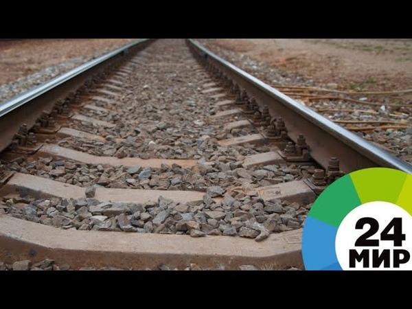 В Коми начата проверка после схода с рельсов более 20 вагонов с углем