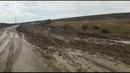 Путь от Керчи до посёлка Курортное размыло дождём видео