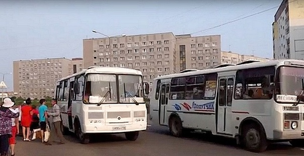 Об организации пассажирских перевозок по дачным маршрутам
